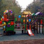 Ігровий комплекс відкрили на вул.Полтавській у Пирятині