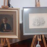 Картини Швайкевича подарували Пирятинському музею.