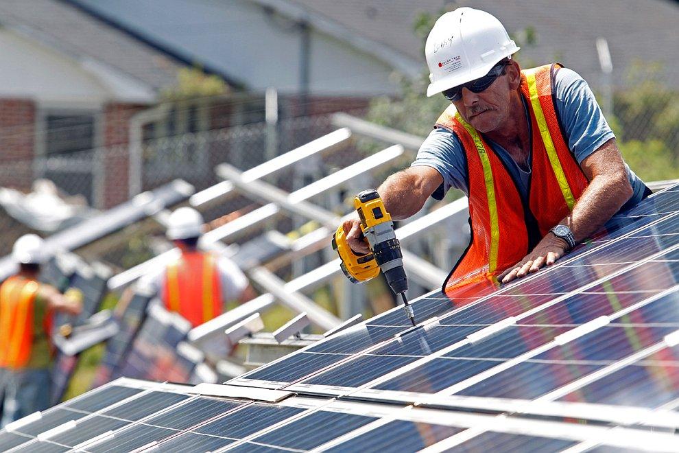 У Гребінці буде працювати садочок на сонячних панелях