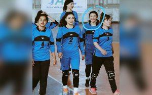 Таліби обезголовили волейболістку збірної Афганістану